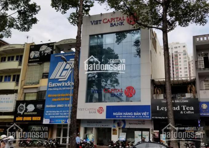 Cần bán nhà mặt tiền đường Trần Nhân Tôn, P2, Q10 (4x16m) giá 18 tỷ TL ảnh 0