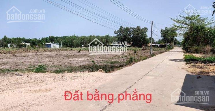 Gia đình cần bán 225m2 đất nhánh DT750, sổ riêng, thổ cư, dân cư đông. Trừ Văn Thố