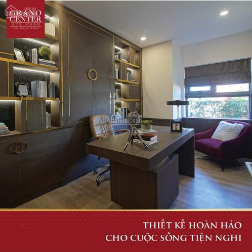 Grand Center Quy Nhơn, căn hộ cao cấp sở hữu lâu dài, TT nhẹ nhàng trong 4 năm, giá chỉ từ 30tr/m2