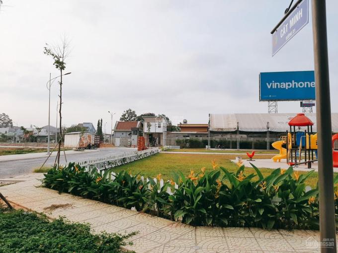 Đất bán KĐT Cát Linh, 90m2 (5x18m), hướng Nam, ngay KDC Thái Lạc, QL51, SHR cạnh chợ mới Long Thành