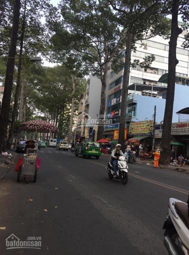 Bán nhà mặt tiền An Dương Vương, P3, Q5, khu kinh doanh ô tô, 4.2x19m, 3 lầu, giá 27,5 tỷ TL