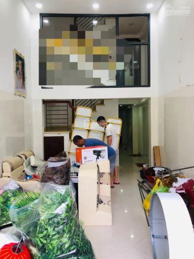 Nhà mặt tiền Quang Trung, gần bệnh viện, nhà mới, giá chỉ 22 triệu/tháng