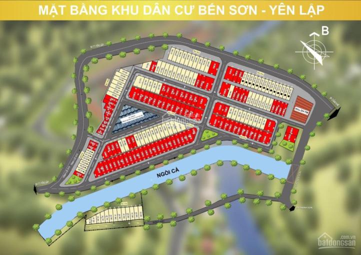 Đất nền KĐT Bến Sơn Yên Lập, sổ đỏ từng lô, giá gốc từ CĐT LH: 0945052323 ảnh 0