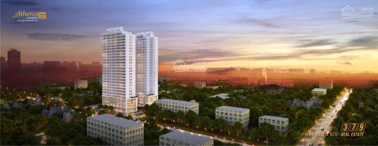 Chỉ 21,8tr/m2 sở hữu căn hộ cao cấp Athena Complex - Pháp Vân CK 11%. NH hỗ trợ 65% GTCH, LS 0%