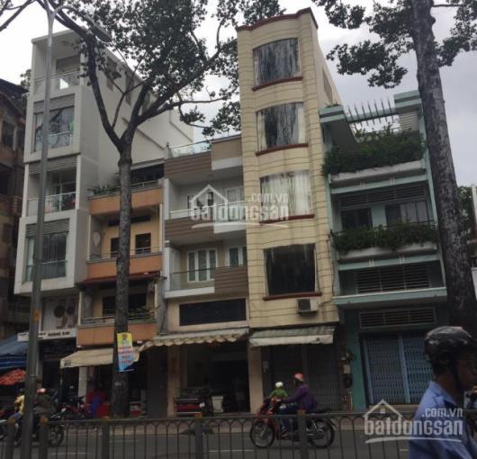 Cần tiền mở rộng kinh doanh bán gấp nhà MT Nguyễn Trãi, P. 2, Q. 5, 4 lầu giá 26 tỷ TL