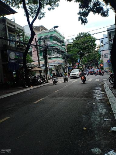 Cho thuê nhà phố trong hẻm Nguyễn Thị Minh Khai Q1, 92m2 (4m x 23m) NH 13m, 4 tầng. Giá 81 triệu