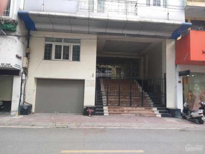 Cho thuê tòa nhà văn phòng 10 tầng quận Hai Bà Trưng, Hà Nội
