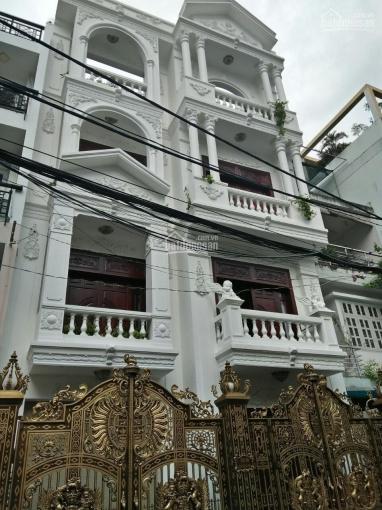 Bán nhà khu biệt thự đường Lam Sơn, quận Bình Thạnh, diện tích 7.8x20m, giá chỉ 25 tỷ ảnh 0