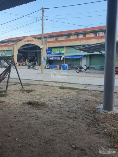 Bán lô góc 2 mặt tiền đẹp KDC Tân An, Hòn Yến, Tuy An, 2 mặt tiền đường 11m, giá 620tr