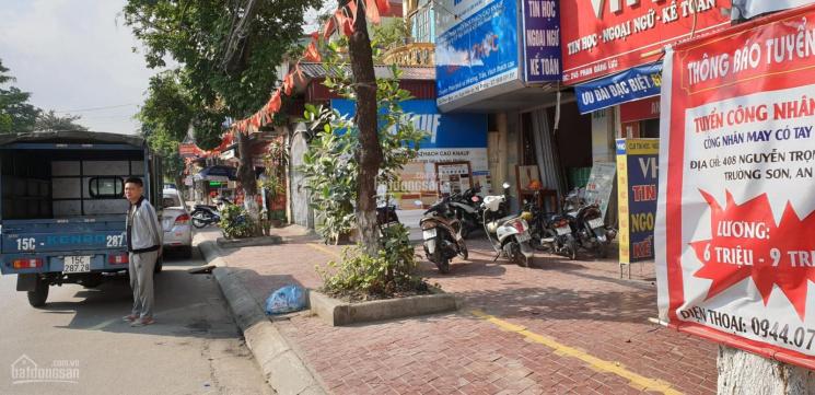 CC cần bán nhà 1 tầng tại 245 Phan Đăng Lưu, Ngọc Sơn, Kiến An, Hải Phòng, DT: 120m2