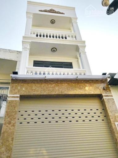 Chính chủ cần bán nhà 2 lầu HXH 502 Huỳnh Tấn Phát, P. Bình Thuận, Quận 7 ảnh 0