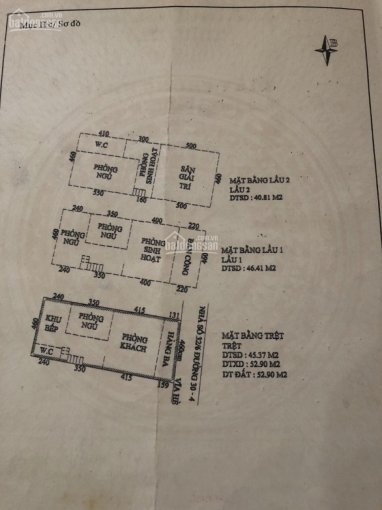 Bán nhà mặt tiền 2 căn thông nhau ngay trung tâm thành phố Sóc Trăng, DTSD 327m2, LH: 0939000025 ảnh 0
