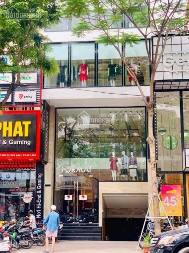 Nhà mặt phố Chùa Bộc, kinh doanh, cho thuê, DT 110m2, MT 4.7m, giá 26 tỷ