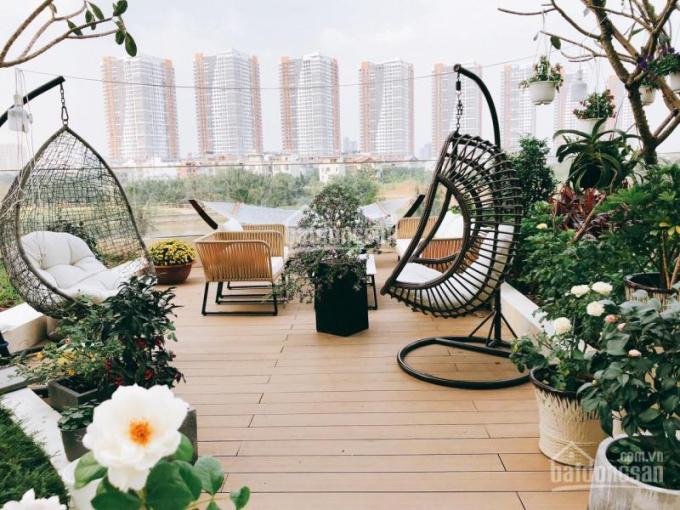 Bán căn hộ Garden Villa Đảo Kim Cương Canary, DT 160m2, full nội thất hoành tráng giá 11.8 tỷ ảnh 0