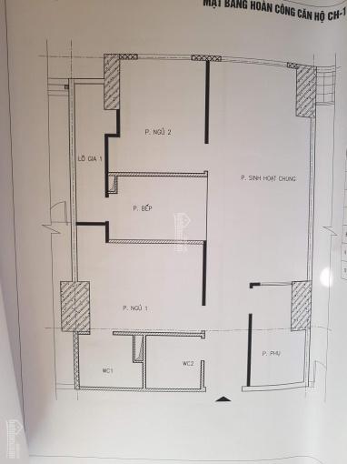 Bán căn hộ 3 phòng ngủ dự án IA20, 2.54 tỷ Điện thoại: 0988835475 ảnh 0