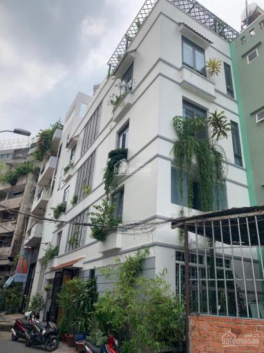 Bán biệt thự mini vị trí mặt tiền Nguyễn Huy Chú, P10, Q5, DT (6m6x14m) giá rẻ nhất giá TL ảnh 0