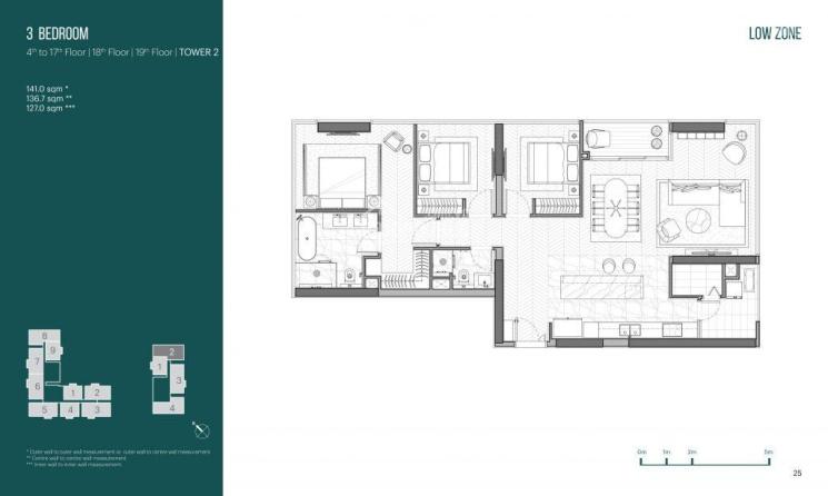 Bán lỗ căn hộ 3 phòng ngủ Linden Empire, tầng 10 giá 14.5 tỷ (152m2). Gọi 0938 506906 Anh Chris ảnh 0