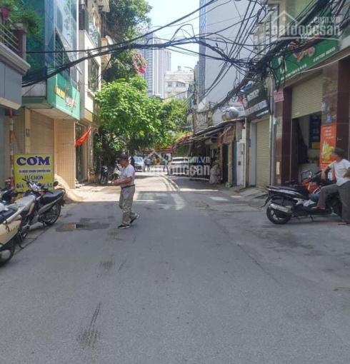 Bán nhà mặt ngõ 84 Ngọc Khánh lô góc, ngõ rộng 10m dt 67m2 x 4 tầng, mặt tiền 4,6m ảnh 0