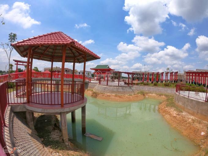 Chính chủ bán gấp lô đất Young Town Tây Bắc Sài Gòn view công viên, giá chỉ 550tr, tặng 2 chỉ vàng ảnh 0