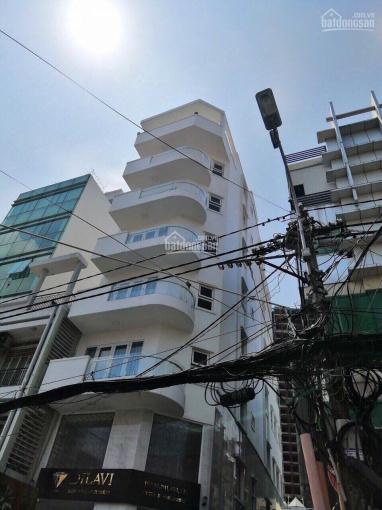 Bán gấp nhà mặt tiền đường Hoàng Hoa Thám, P12, Quận Tân Bình, 100m2 vuông vức 13.8 tỷ