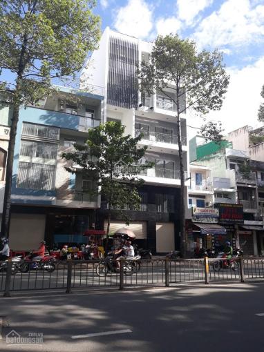 Cho thuê 3 căn nhà liền kề ngay góc 2 mặt tiền đường An Duong Vương, Quận 5. Ngay khúc sầm uất đô