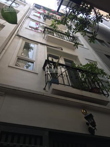 Chính chủ bán nhà 5 tầng ngõ phố Yên Hoa. Diện tích 45/56m2, MT 4m, giá 7,5 tỷ