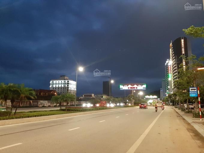 Bán đất khách sạn mặt đường Hoàng Quốc Việt, Bãi Cháy, Hạ Long (680 m2, 17 tầng). LH: 0988.911.588