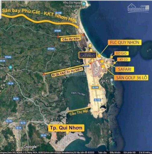 Đất nền Kỳ Co Gateway Quy Nhơn đầu tư chỉ từ 525 triệu có hỗ trợ vay ngân hàng LH 0974683477 Lê Vy