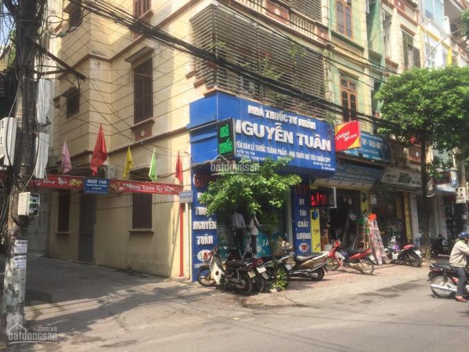 Cho thuê nhà MP Nguyễn Tuân, DT 60m2 * 3T, MT 4m giá 35 tr/th