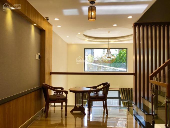Chính chủ bán nhà đẹp HXH 6m, an ninh đường Lê Đức Thọ, DT 4.5x14m, nhà 4 tầng. Giá chỉ: 6.6 tỷ