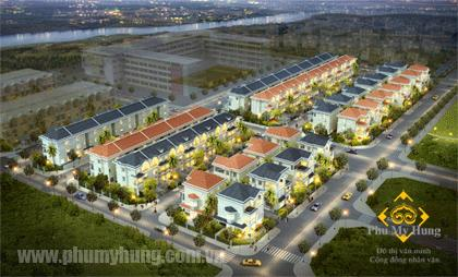 Cần bán biệt thự Mỹ Phú 3 - đối diện công viên, Phú Mỹ Hưng, Quận 7 ảnh 0