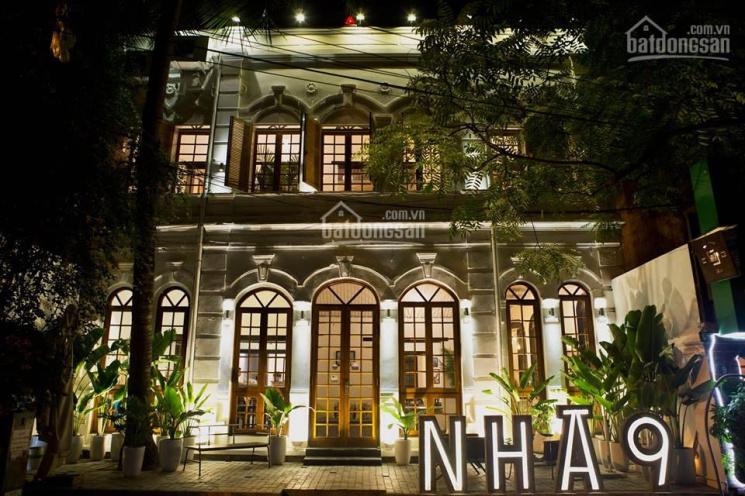 Bán nhà 3MT thoáng mát phường Tân Định kế đường Đặng Dung Q1 8.5x22m, 3 lầu giá: 52 tỷ