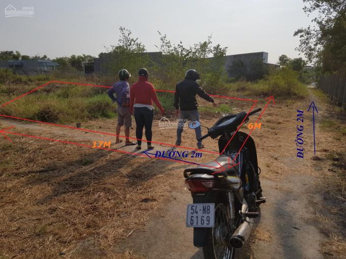Bán nền đất thổ cư xã Mỹ Lộc, Cần Giuộc, Long An, DT 6x17m ảnh 0