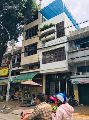 Bán nhà mặt tiền kinh doanh đường Cây Keo, 4m x 15m, giá 13.5 tỷ, P. Hiệp Tân, Q. Tân Phú