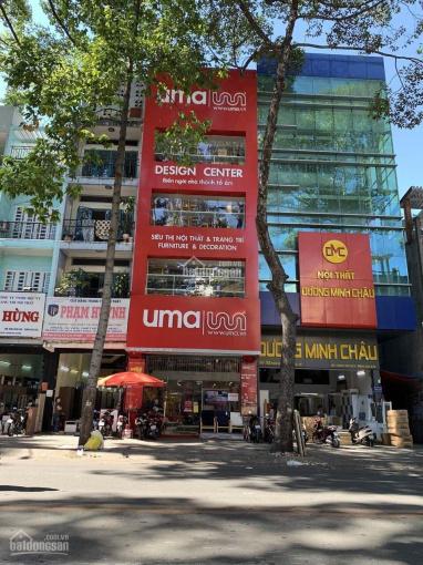 Bán nhà mặt tiền đường Đinh Tiên Hoàng, Bình Thạnh, DT 4,6x7m 4 lầu 12 tỷ TL