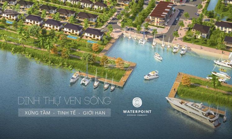 Nam Long Group nhận giữ chỗ khu đô thị Waterpoint ngay hôm nay - LH PKD: 090 683 6684 ảnh 0