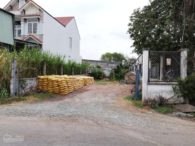 Bán đất mặt tiền gần đường Tỉnh Lộ 15, Xã Tân Thạnh Đông, Huyện Củ Chi, DT: 9x30=270m2, giá: 4tỷ ảnh 0