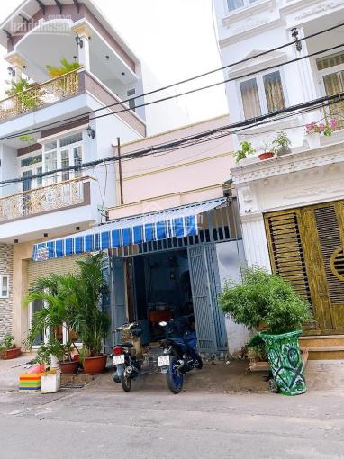Bán nhà hẻm rộng 10m thông đường Tân Hương, 4x16m , vị trí đẹp, khu dân trí cao. Giá 6,5 tỷ TL ảnh 0