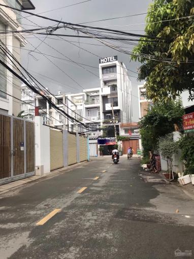 Bán nhà 4 lầu, mặt tiền đường nhựa thông rộng 9m, Lê Văn Thịnh, Q2 ảnh 0