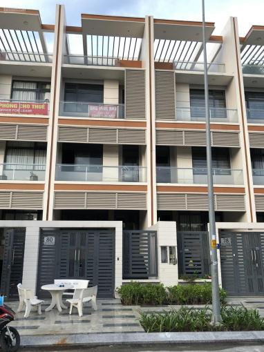 Cho thuê nhà giá 16tr/th khu đô thị Vạn Phúc - Bình Triệu - Thủ Đức QL13 1 trệt + 4 lầu, DTSD 450m2 ảnh 0