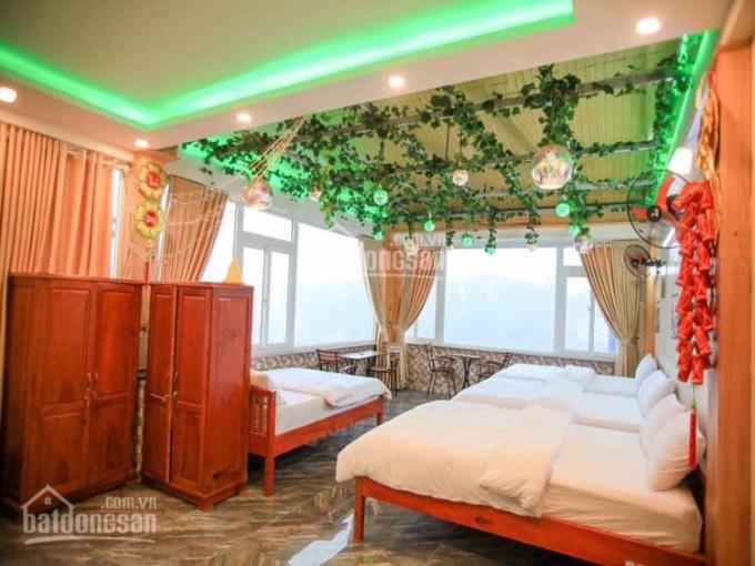 Chính chủ bán khách sạn KDC Trần Lê, Phường 4, Đà Lạt, DT đất 91.6m2, DT sàn 305m2, giá 14 tỷ