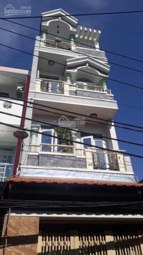Bán nhà đường Đình Nghi Xuân, Bình Tân, DT: 4x18m, trệt + 2 lầu, sân thượng. Giá 5,350 tỷ ảnh 0