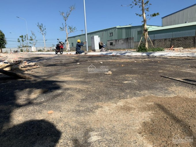 Bán đất xây trọ mặt tiền Tỉnh Lộ 44A, xây dựng ngay, giá rẻ ngay trạm dừng chân Mắm Ruốc Trí Hải ảnh 0