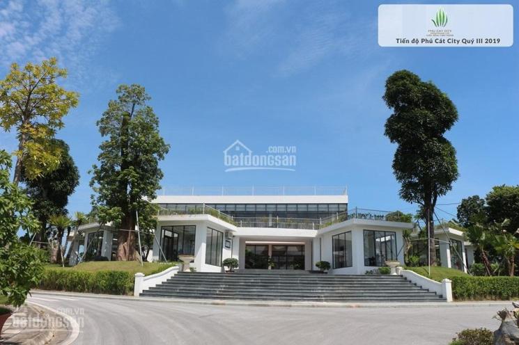 Lô đất của chủ đầu tư duy nhất tại dự án KĐT Phú Cát City DT 300m2. Giá 14tr/th, LH: 0964588966