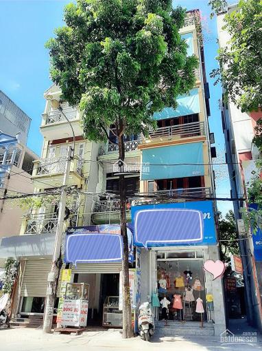 Chính chủ bán nhà mặt phố Thụy Khuê, phường Bưởi, 35.2m2, 5 tầng, 3 mặt thoáng, giá 9. X tỷ (có TL) ảnh 0