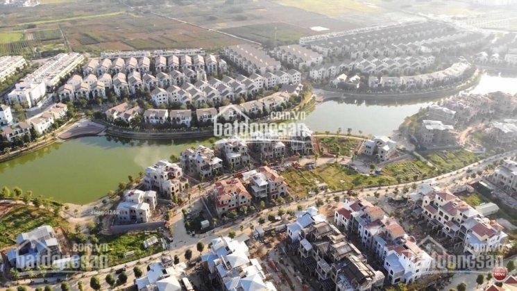 Bán biệt thự ven hồ, shophouse, liền kề Nam An Khánh Sudico chốt giá với CĐT, LH: 0822818555