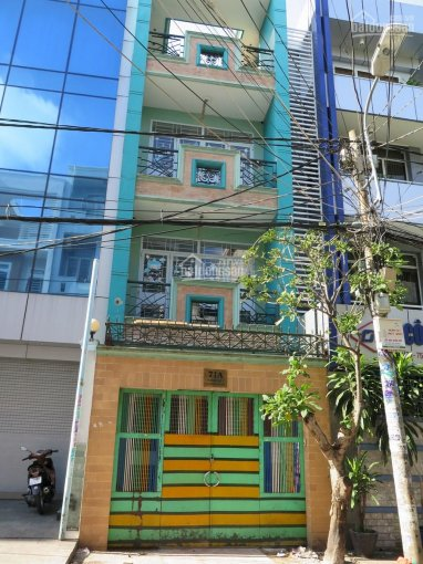 Cho thuê nhà Nguyễn Gia Trí, P25, Bình Thạnh (4x18)m, 25 tr/th- MT46 ảnh 0