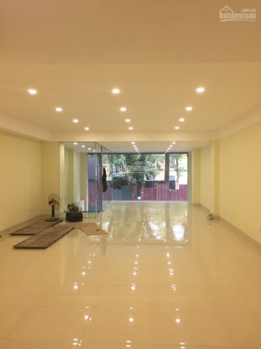 Cho thuê nhà mặt phố Thợ Nhuộm - Hoàn Kiếm: Diện tích 50m2 x 5 tầng, mặt tiền 5m, nhà mới, KD tốt ảnh 0