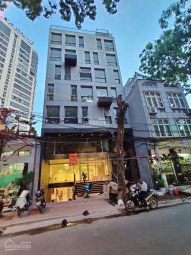 Cho thuê MBKD tòa nhà Tim Building - 713 Hoàng Hoa Thám, DT 340m2 x 10T. Tiện làm ngân hàng, gym