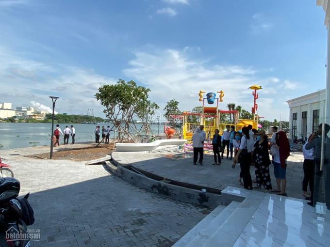 3 căn góc siêu đẹp dự án Trần Anh Riverside, Bến Lức giá chủ đầu tư CK 5% - 0908411055